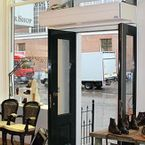 DoorFlow air curtains are ideal for small shops