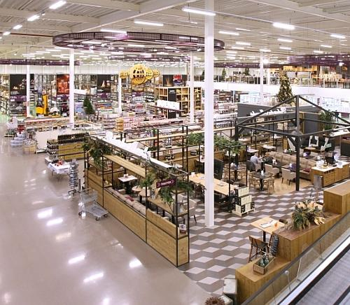 Biddle creates optimal indoor climate at HANOS