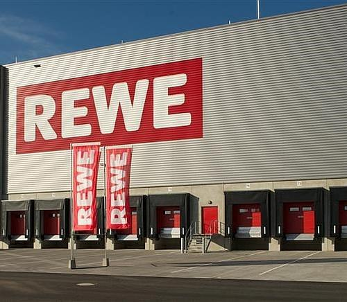 Biddle climate solutions installed at Rewe logistics centre