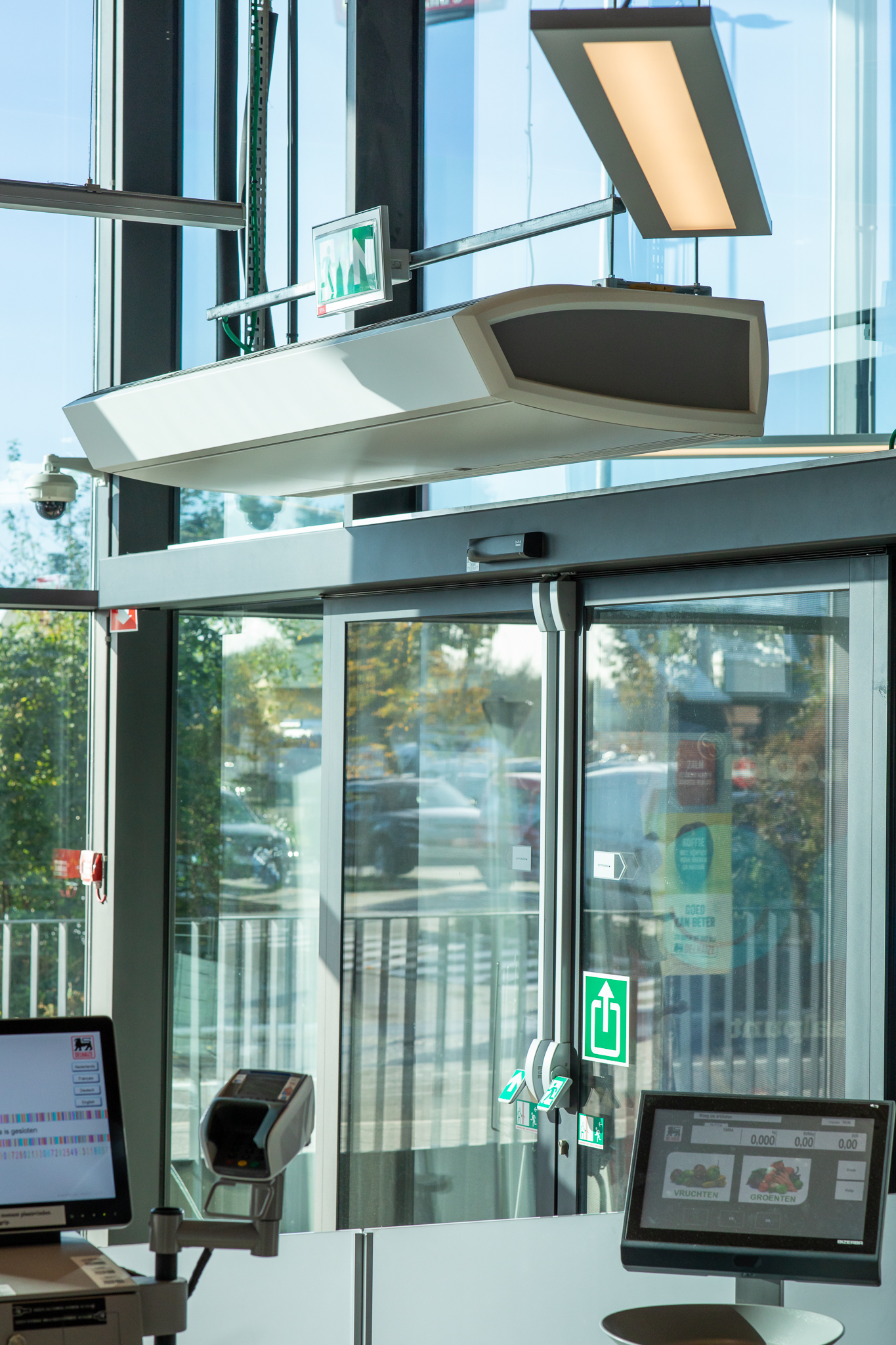 sensair air curtain