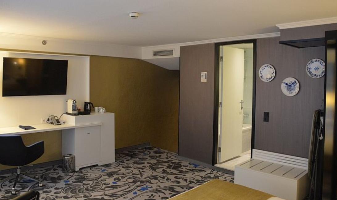 fan coils hotel